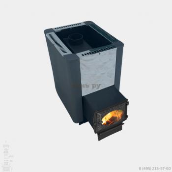 Банная печь Берёзка Оптима 24 ДТ-3 стекло